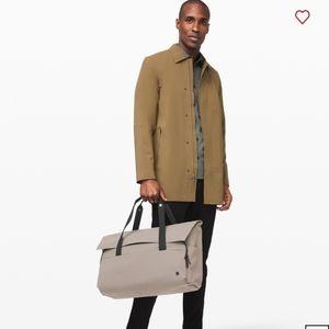 Lululemon Embark Duffle Messenger Bag